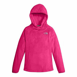 The North Face Oso Fleece Pullover Kids Hoodie, Petticoat Pink, 256