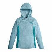 The North Face Oso Fleece Pullover Kids Hoodie, Nimbus Blue, medium
