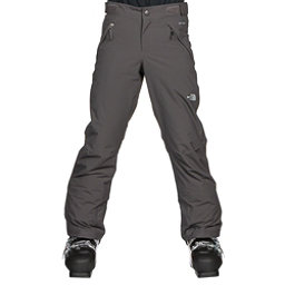 The North Face Freedom Insulated Girls Ski Pants, Graphite Grey, 256