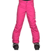 The North Face Freedom Insulated Girls Ski Pants, Petticoat Pink, medium