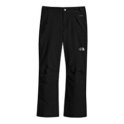 The North Face Freedom Insulated Girls Ski Pants, TNF Black, 256