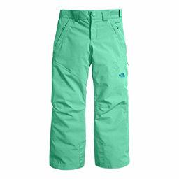 The North Face Powdance Girls Ski Pants, Bermuda Green, 256