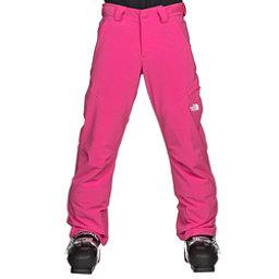 The North Face Powdance Girls Ski Pants, Petticoat Pink, 256