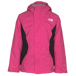 The North Face Kira Triclimate Girls Ski Jacket, Petticoat Pink, 256