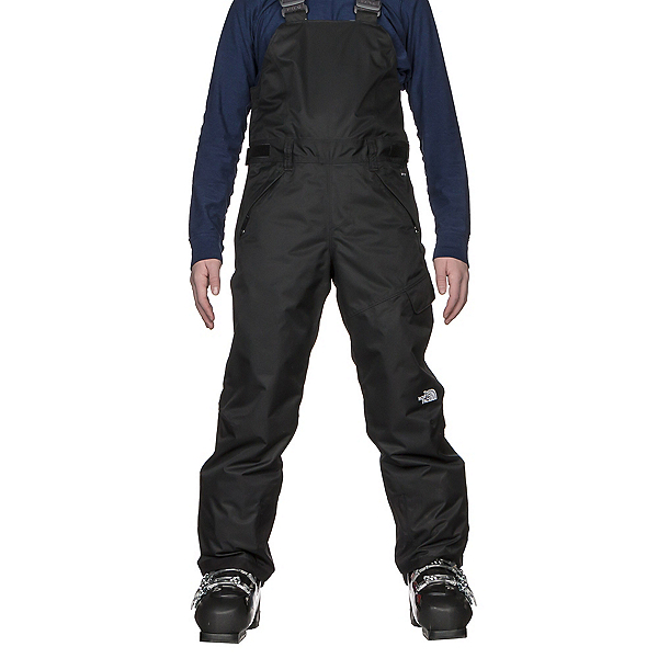 The North Face Arctic Bib Girls Ski Pants, TNF Black, 600
