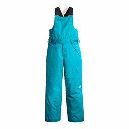The North Face Arctic Bib Girls Ski Pants, Algiers Blue, 256