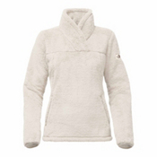 The North Face Campshire Womens Pullover, Vintage White, medium