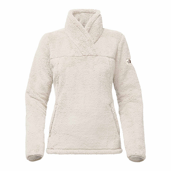 The North Face Campshire Womens Pullover, Vintage White, 600