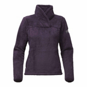 The North Face Campshire Womens Pullover, Dark Eggplant Purple, medium