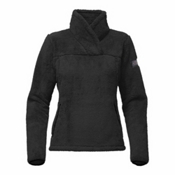 The North Face Campshire Womens Pullover, TNF Black, medium