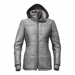 The North Face Pseudio Long Womens Jacket, TNF Dark Grey Heather, 256