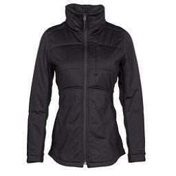 The North Face Pseudio Long Womens Jacket, TNF Black, 256