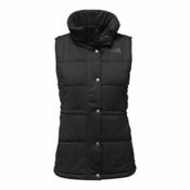 The North Face Pseudio Womens Vest, TNF Black, medium