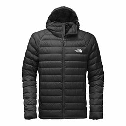 The North Face Trevail Hoodie Mens Jacket, TNF Black-TNF Black, 256
