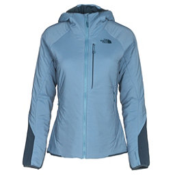 The North Face Ventrix Hoodie Womens Jacket, Provincial Blue-Ink Blue, 256