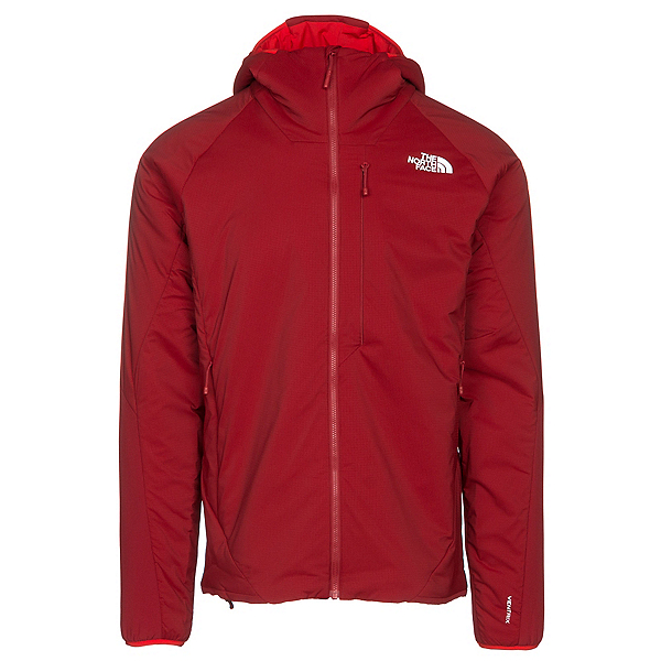 The North Face Ventrix Hoodie Mens Jacket, Cardinal Red-Cardinal Red, 600