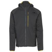 The North Face Ventrix Hoodie Mens Jacket, Asphalt Grey-Asphalt Grey-Acid, medium