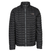 The North Face ThermoBall Mens Jacket, TNF Black Matte, medium