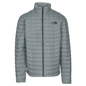 The North Face ThermoBall Mens Jacket, Monument Grey Matte, medium