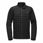 The North Face ThermoBall-Tall Mens Jacket, TNF Black Matte, medium