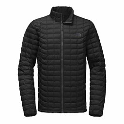 The North Face ThermoBall-Tall Mens Jacket, TNF Black Matte, 256