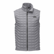 The North Face ThermoBall Mens Vest, Monument Grey Matte, medium