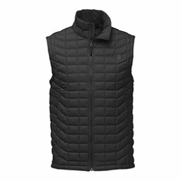 The North Face ThermoBall Mens Vest, TNF Black Matte, 256
