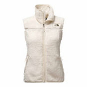 The North Face Campshire Womens Vest, Vintage White, medium