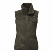 The North Face Campshire Womens Vest, New Taupe Green, medium