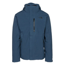 The North Face Apex Flex GTX Mens Insulated Ski Jacket, Shady Blue, 256