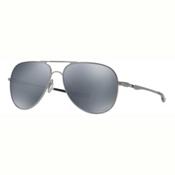 Oakley Elmont Polarized Sunglasses, Lead-Black Iridium Polarized, medium