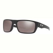 Oakley Drop Point PRIZM Polarized Sunglasses, Matte Black-Prizm Black Polarized, medium