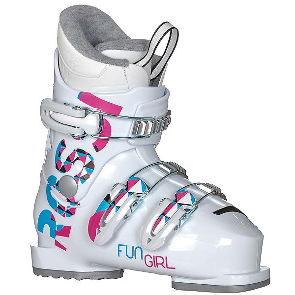 Rossignol Fun Girl J3 Girls Ski Boots 2018, , 600