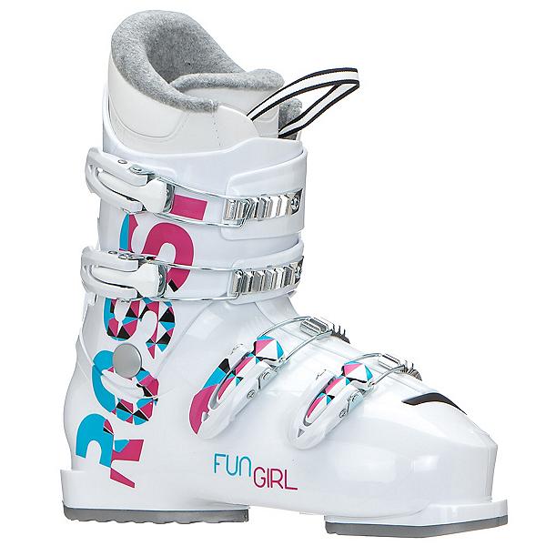 Rossignol Fun Girl J4 Girls Ski Boots 2018, , 600