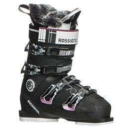 Rossignol Pure Elite 70 Womens Ski Boots 2018, Black, 256