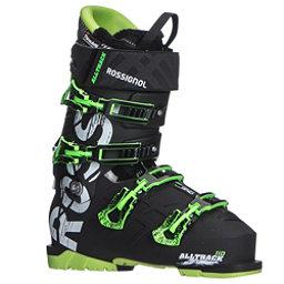 Rossignol Alltrack 110 Ski Boots 2018, Black-Green, 256