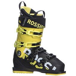 Rossignol Allspeed 120 Ski Boots 2018, Black-Yellow, 256