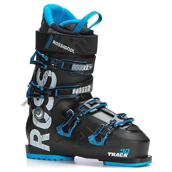 Rossignol Track 90 Ski Boots 2018, Black-Blue, 600