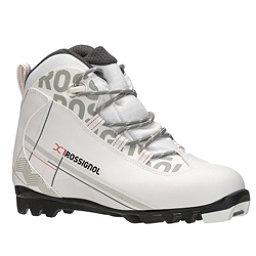 Rossignol X-1 FW Womens NNN Cross Country Ski Boots 2018, White, 256