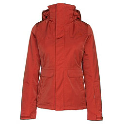 The North Face Helata Triclimate Womens Insulated Ski Jacket, Ketchup Red, 256