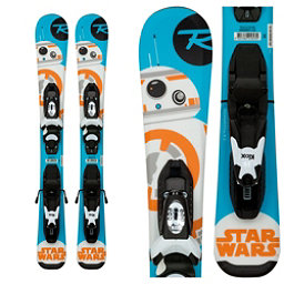 Rossignol Star Wars Baby Kids Skis with Kid-X 4 Bindings 2018, , 256