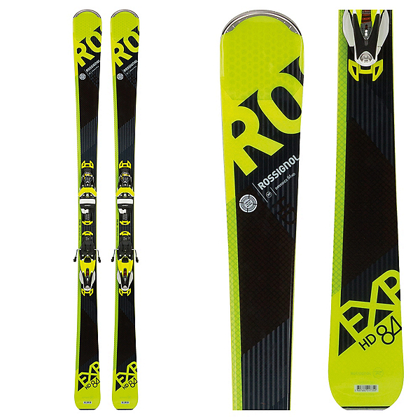 Rossignol Experience 84 HD Skis with SPX 12 Konect Bindings 2018, , 600