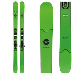 Rossignol Smash 7 Skis with Xpress 11 Bindings 2018, , 256