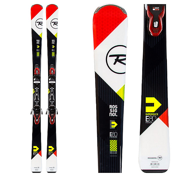 Rossignol Experience 80 HD EU Skis with Xpress 10 Bindings, , 600