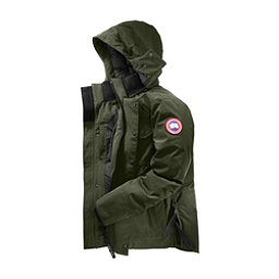 Canada Goose Maitland Parka Mens Jacket, Military Green, 256