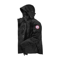 Canada Goose Maitland Parka Mens Jacket, Black, 256