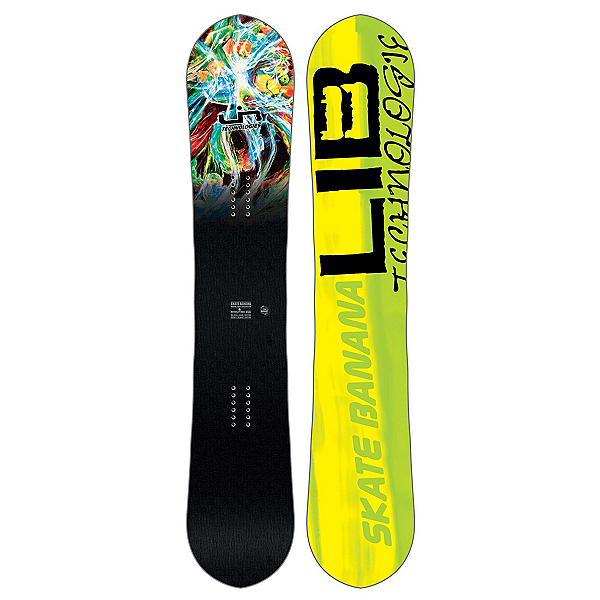 Lib Tech Skate Banana BTX Parillo Wide Snowboard 2018, , 600