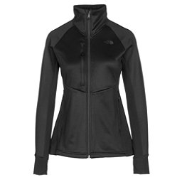 The North Face Powder Guide Womens Mid Layer, TNF Black, 256