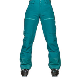 The North Face Powder Guide Womens Ski Pants, Harbor Blue, 256