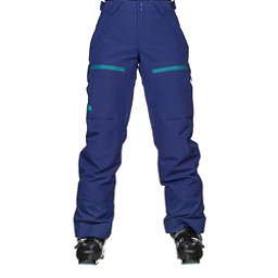 The North Face Powder Guide Womens Ski Pants, Inauguration Blue, 256